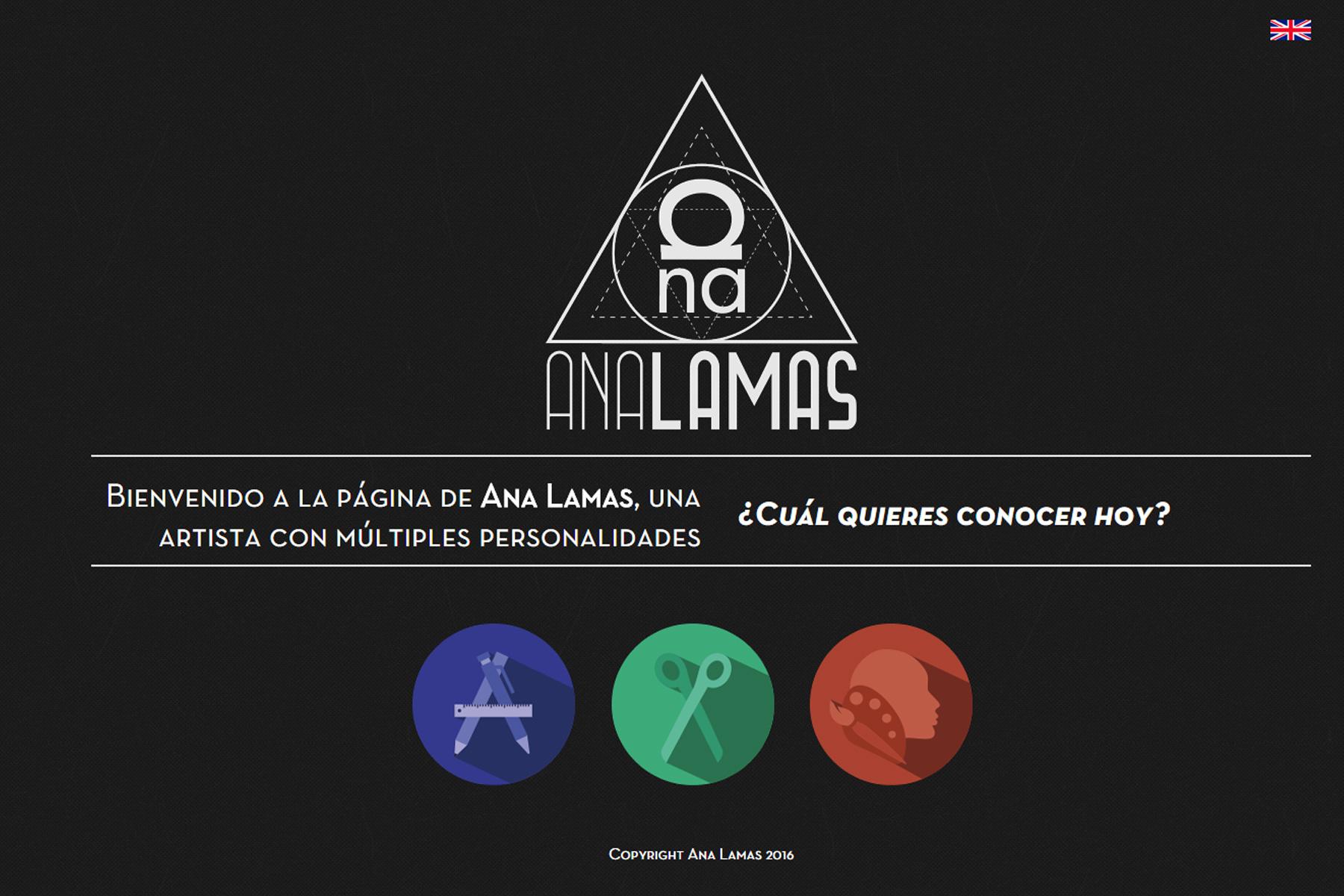 Ana Lamas Portfolio