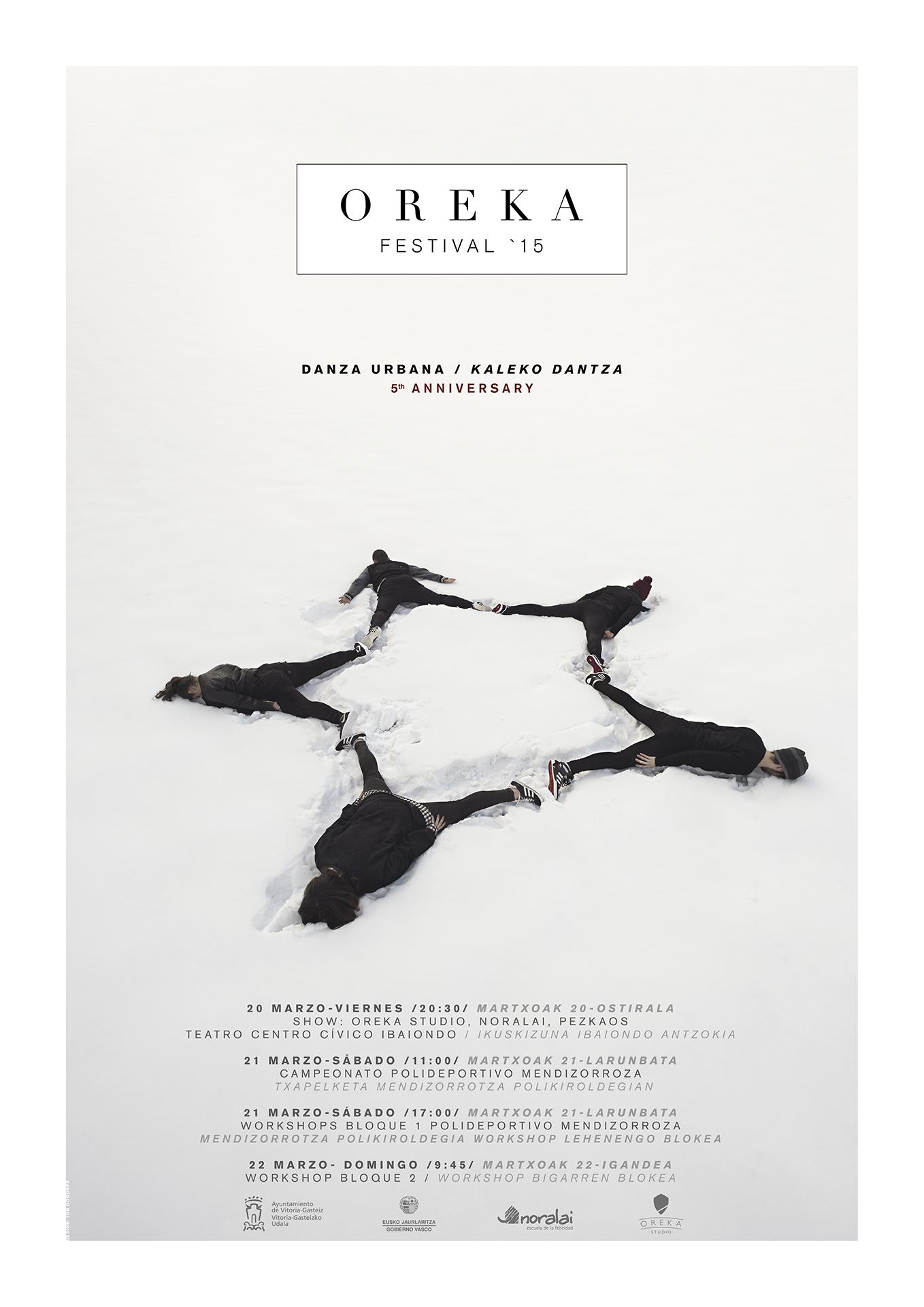 cartel oreka 2015