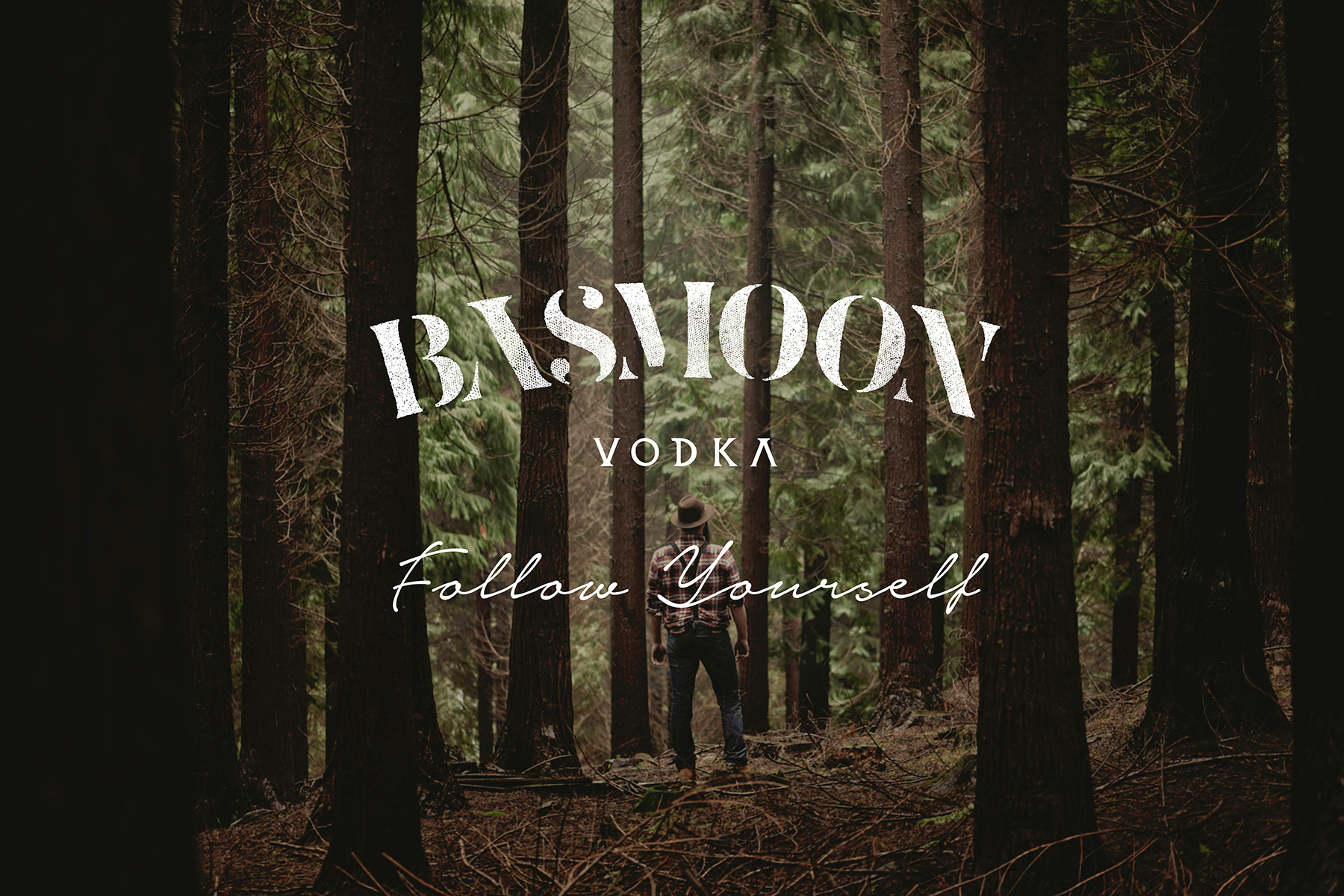 BASMOON Vodka Premium