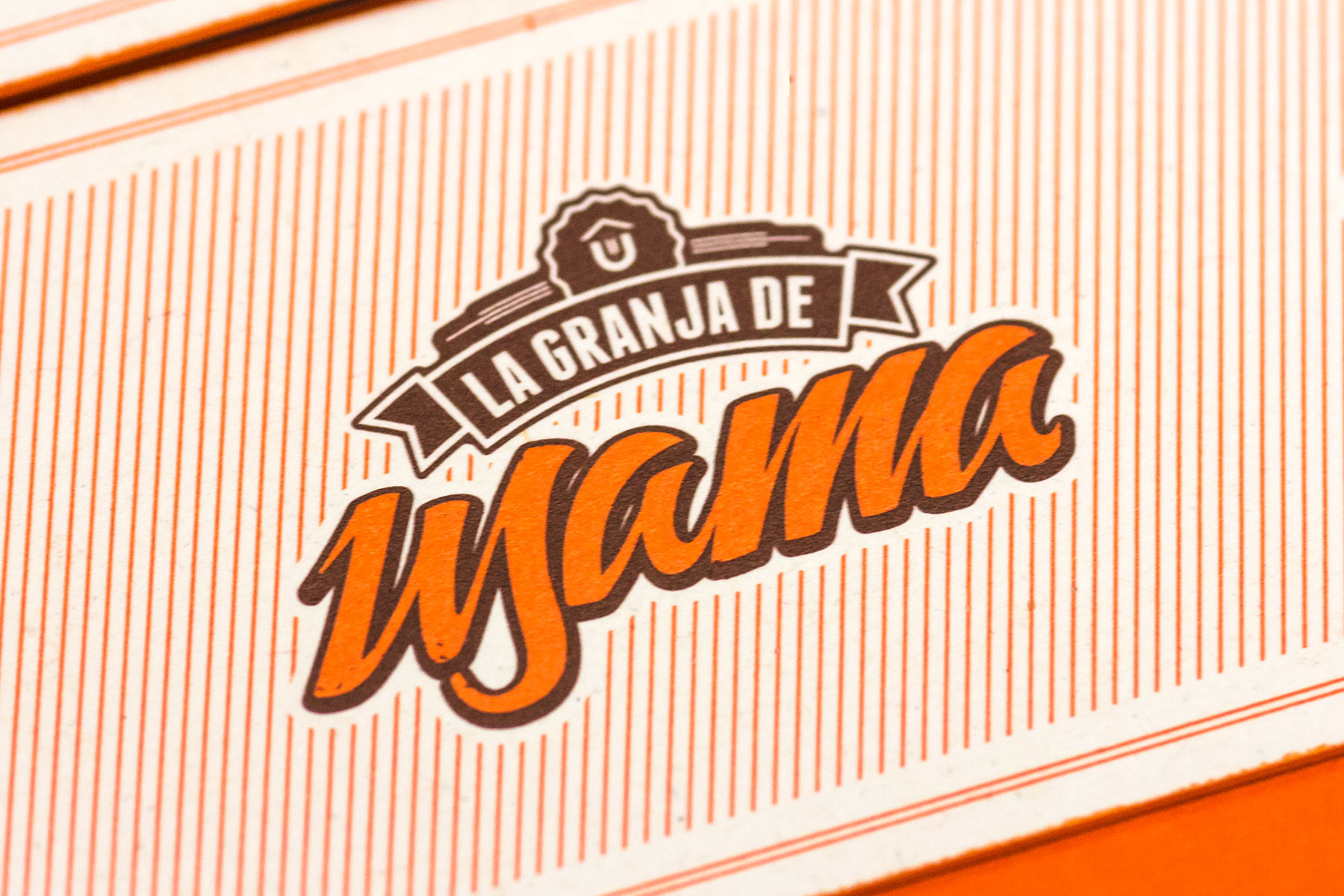 LA GRANJA DE USAMA