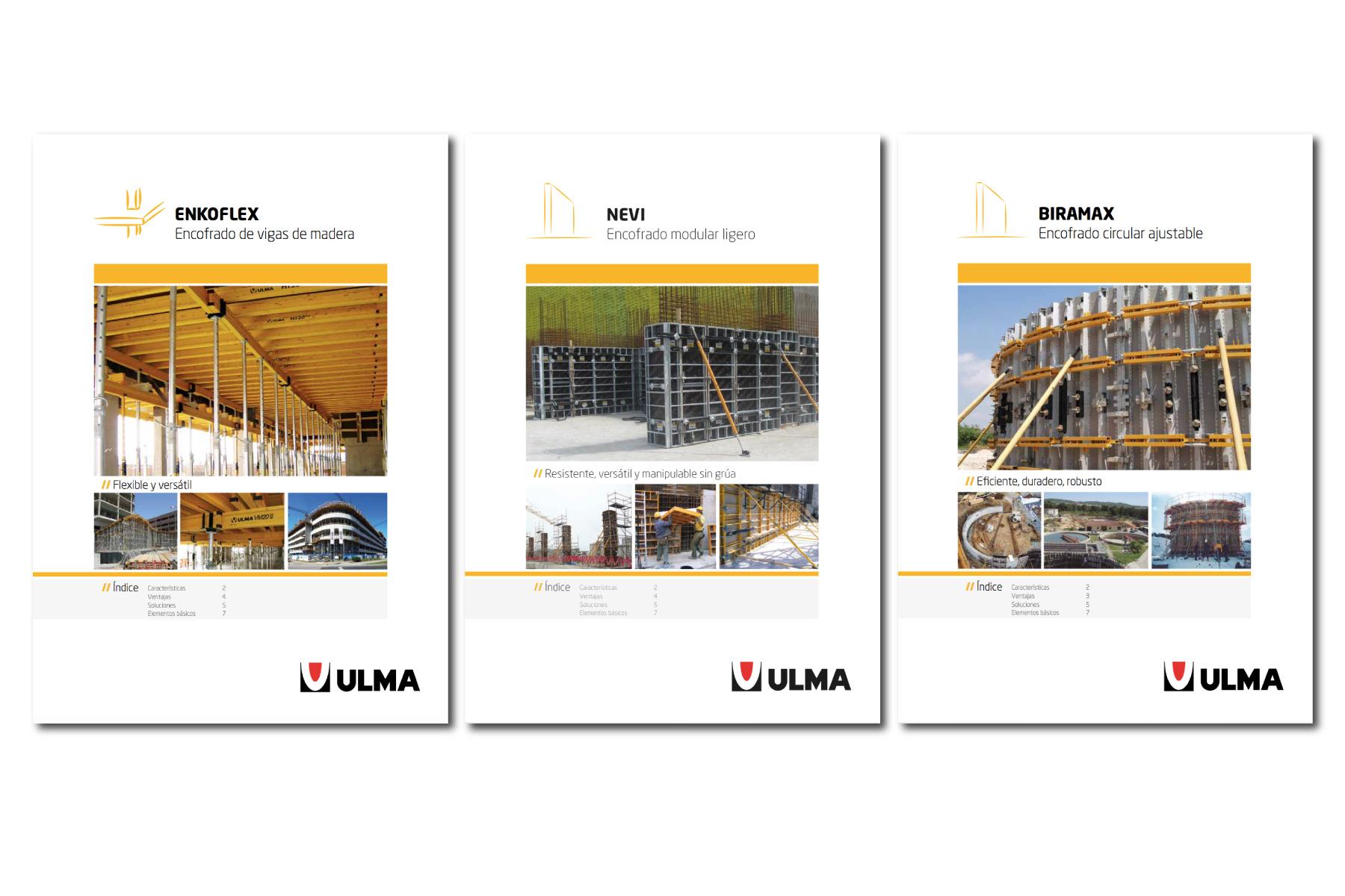 Catálogos de ULMA