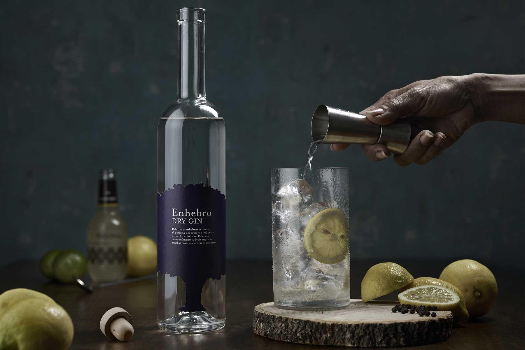 Enhebro Dry Gin