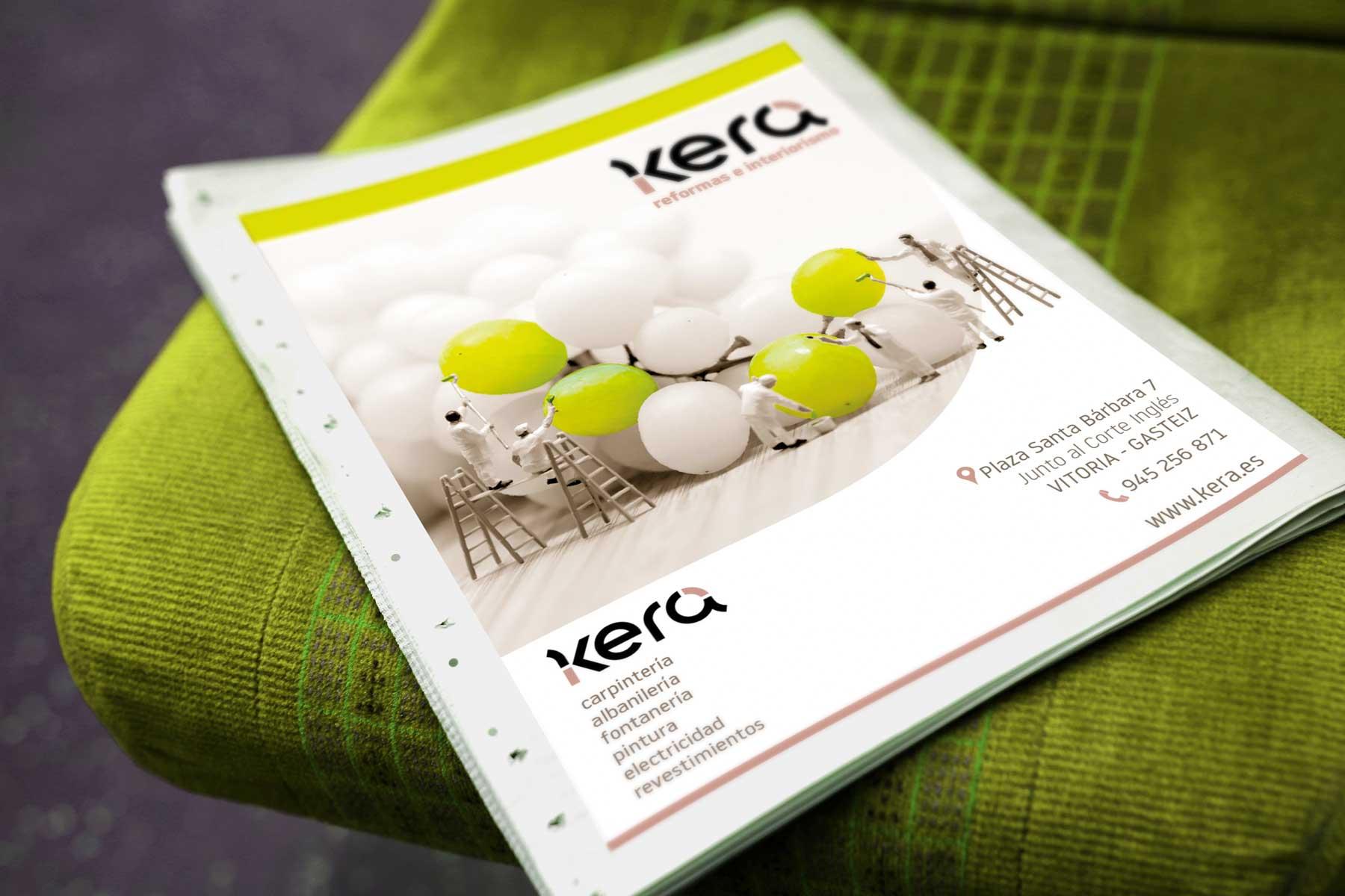 Publicidad Kera