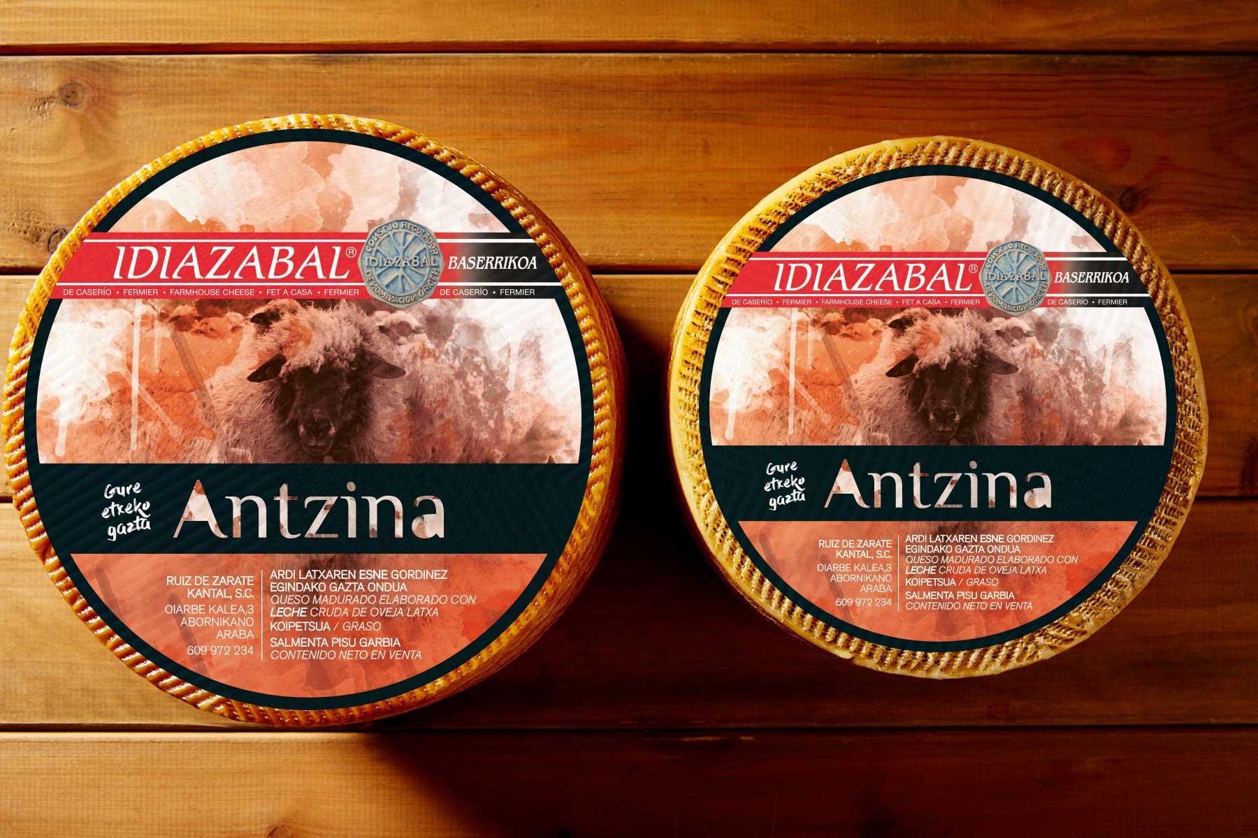 Packaging Antzina Gazta